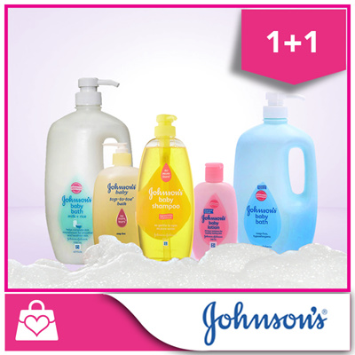 qoo10 1 1 johnsons baby bath toiletries bath body nail care. Black Bedroom Furniture Sets. Home Design Ideas
