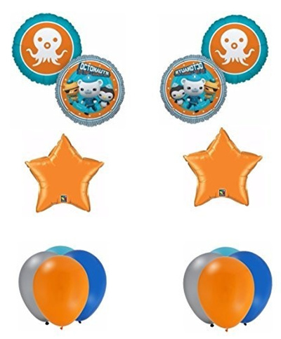 Qoo10 PARTY SUPPLIES 4692355 The Octonauts Birthday Party