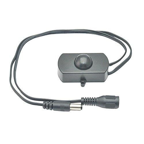 USB JUN Qumox Superhelle LED Schwanenhals Lampe Klemmen Leseleuchte Batterien