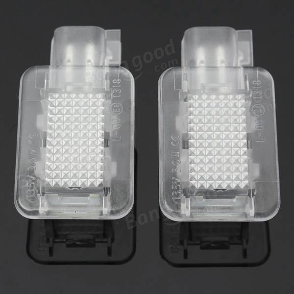 Fiat Doblo 119 264 42mm Blue Interior Glove Box Bulb LED Light Upgrade