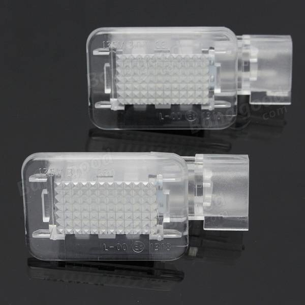 Vauxhall Combo MK2 264 42mm White Interior Boot Bulb LED High Power Light