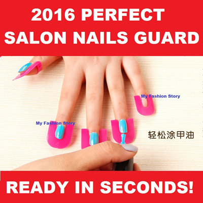 Qoo10 2016 perfect salon nails guard 10 pcs set gel for A perfect 10 salon