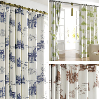 Qoo10 3 Ply Full Dull Blackout Window Curtain★customized