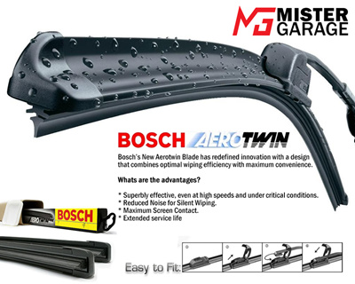 qoo10 38 for a pair of bosch aerotwin wipers for asian. Black Bedroom Furniture Sets. Home Design Ideas