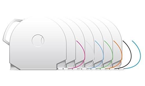 2x Kompatible Etiketten Rollen für Dymo LABELWRITER 450 Seri Office Line Serie