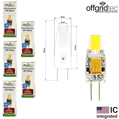 G9 827 300° DIM 32W Osram LED Stiftsockellampe Parathom Pin 3,5W