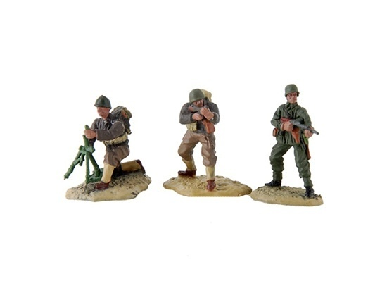 Resin Kit 509 1//35 WW II Uniform 6PCS