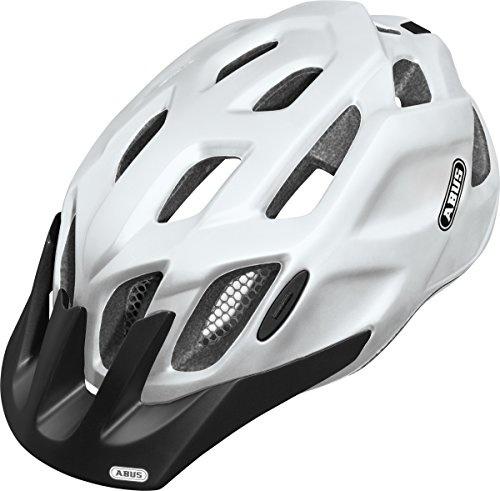 Weiß-Fluor CHIBA AIR PLUS Fahrradhandschuhe