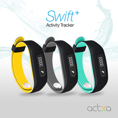 Qoo10 - ♦Latest!!♦ Actxa Swift+ Water Proof Fitness and ...