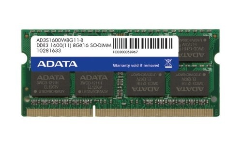 8GB Memory PC3-12800 DDR3-1600MHz SODIMM For Acer Aspire Notebook ES1-111M