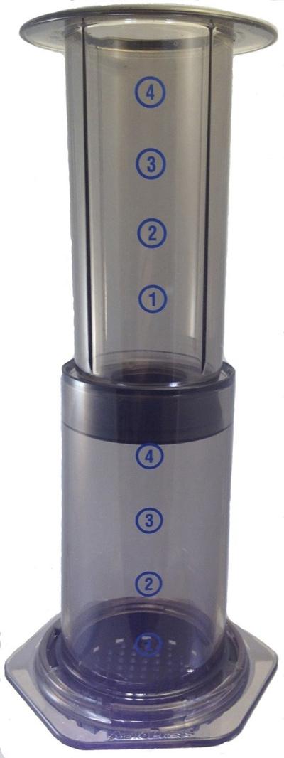 Aeropress Coffee Maker Demo : Qoo10 - Aerobie 80R08 AeroPress Coffee and Espresso Maker : Kitchen & Dining