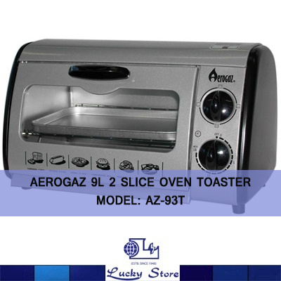 Countertop Oven Singapore : Qoo10 - Aerogaz Oven Toaster * Timer * 600w * 9L Capacity * 1 Year ...