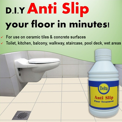 Qoo10 Anti Slip Floor Treatment Slippery Floor Solution