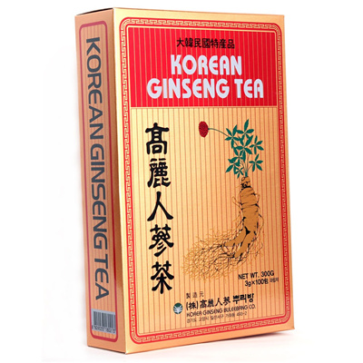 What is korean ginseng tea good for