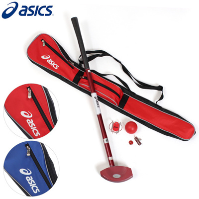 qoo10 asics asics ground golf 6 piece set sports equipment. Black Bedroom Furniture Sets. Home Design Ideas