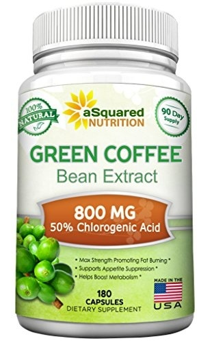 Price of green coffee bean extract