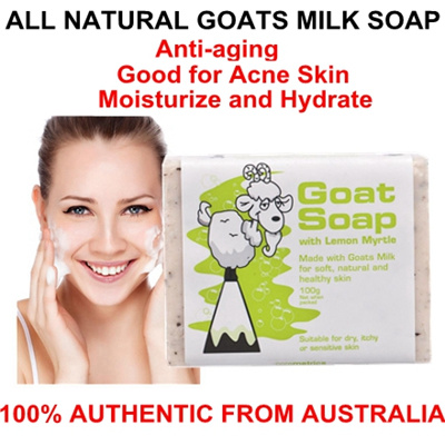 how to make goats milk soap australia