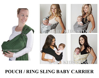 Qoo10 - Baby Sling carrier / Baby pouch sling / Traditional baby ...