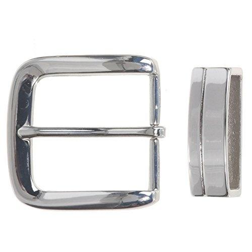 40mm Full Grain Hide Leather Mens Belt Eagle Embossed Belt W//Press Stud Buttons