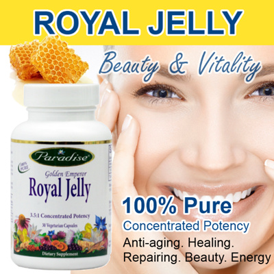 Qoo10 - ★BEST PRICE!★ ROYAL JELLY Beauty Booster/Anti ...