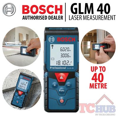 qoo10 bosch glm 40 laser range measurement a easy compact and robust dust sp tools. Black Bedroom Furniture Sets. Home Design Ideas