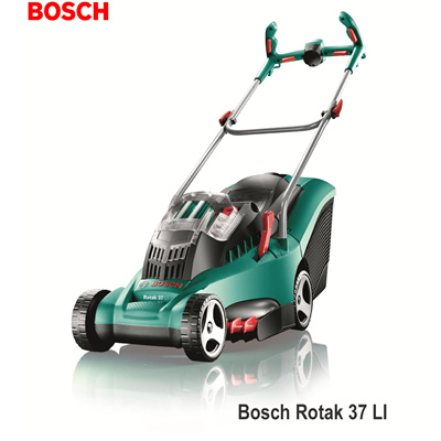 qoo10 bosch rotak 37 li ergoflex cordless 36 volt lithium ion rotary lawnmow tools. Black Bedroom Furniture Sets. Home Design Ideas