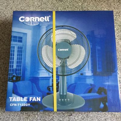 Qoo10 brand new cornell cfn t122gy 12 inch table fan 3 for 12 inch table fan