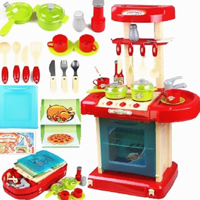 Qoo10 brand new original kitchen play set unisex for for Qoo10 kitchen set