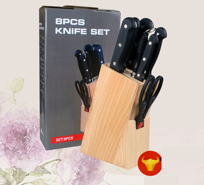 Qoo10 brand new premium 8 pc knife set 8 pieces with for 8 pc kitchen set