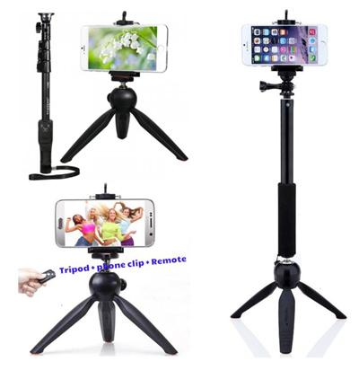 qoo10 brand new premium professional durable tripod stand selfie stick wit tv camera. Black Bedroom Furniture Sets. Home Design Ideas