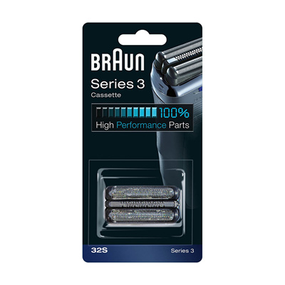 qoo10 braun series 3 31s replacement foil cutter pack. Black Bedroom Furniture Sets. Home Design Ideas