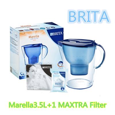qoo10 brita marella aluna optimax 3 5l water filter jug from germany w kitchen dining. Black Bedroom Furniture Sets. Home Design Ideas