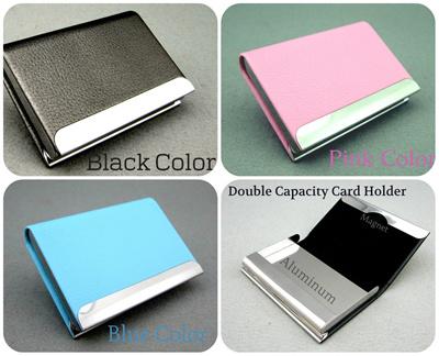 Qoo10 Business Card Case Card Holder★Name Card Holder