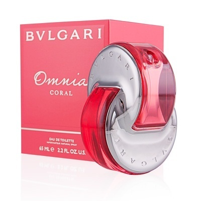 qoo10 perfume omnia coral bvlgari for women edt spray 65. Black Bedroom Furniture Sets. Home Design Ideas