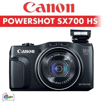 qoo10 canon powershot sx700 hs *free 8gb card + case* 1