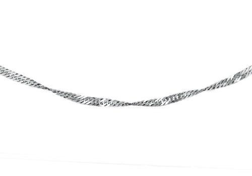 Elegantes Bernstein Collier mit Aluminium für Damen