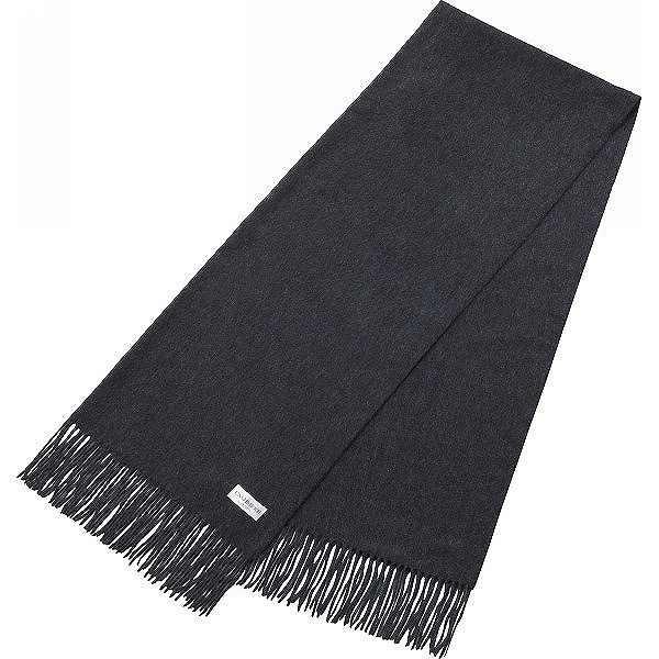 N997//55 Men/'s Black Silk Knitted Tie With White Fine Stripe