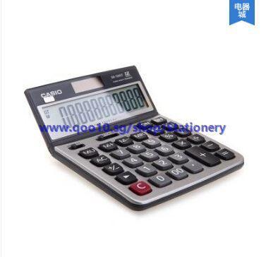 Qoo10 - Casio desktop calculator DX-120ST fashion queen can shake the financia... : Stationery ...