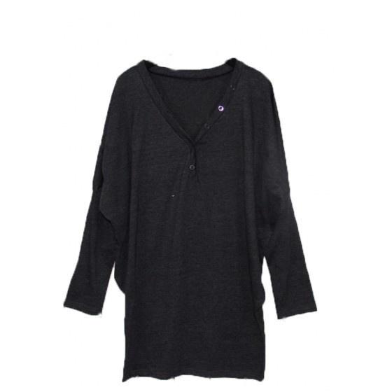 Christmas Unisex T-shirt Fairy Tail Black Summer Anime Tops Tee Short Sleeve#168