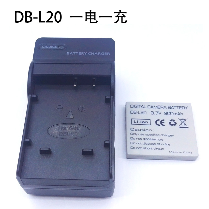 8wh Li-ion negro Duracell batería para Canon cámara de vídeo eos 40d 7,4v 1600mah//11
