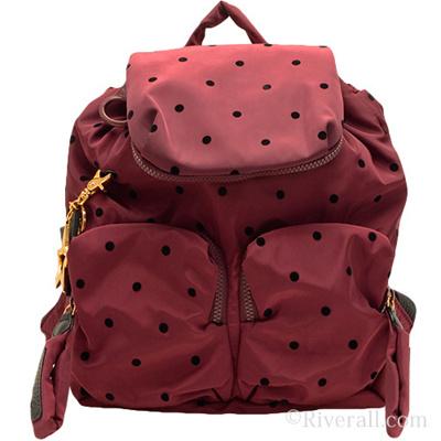 qoo10 see by chloe shibaikuroe joy rider sac a dos dot rucksack backpack gra bags shoes. Black Bedroom Furniture Sets. Home Design Ideas