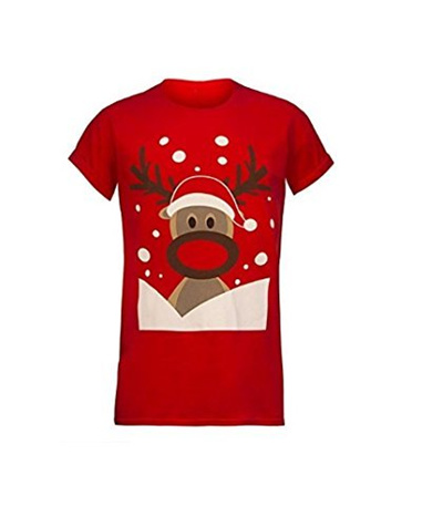 Qoo10 christmas ltd chaos theory mens womens unisex for Holiday t shirt bags