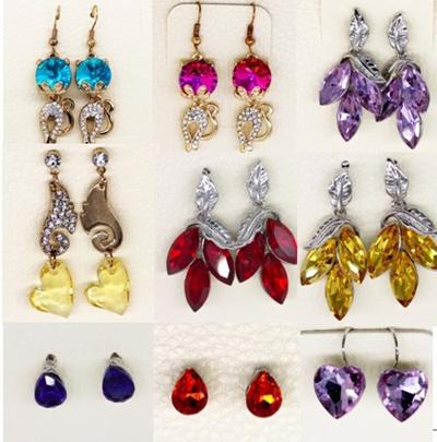 Qoo10 Clerance Fashion Korean Style Earrings Ear Rings Earring Watch Jewelry