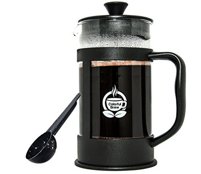 Colorful Coffee Maker Kohl S : Qoo10 - Colorful Brew French Press Coffee Maker Large 34 Ounces Strongest and ... : Kitchen & Dining