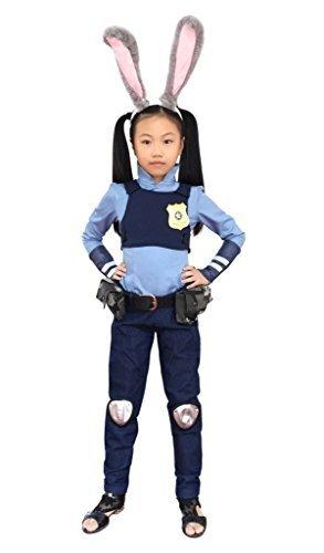 Qoo10 - (Dazcos) Dazcos Child Police Rabbit Judy Hopps ...