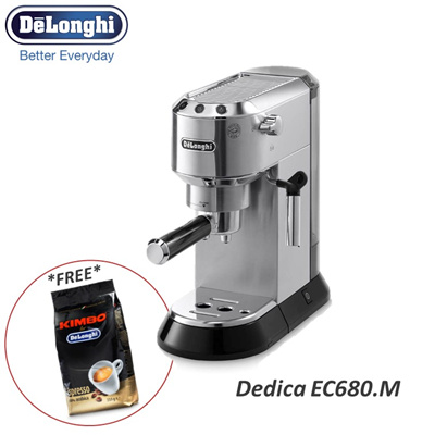 Delonghi dedica review