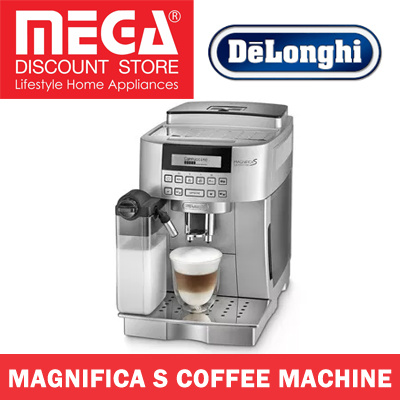 Delonghi Coffee Maker Guarantee : Qoo10 - DELONGHI ECAM 22.360.S MAGNIFICA S COFFEE MACHINE / LOCAL WARRANTY : Home Electronics