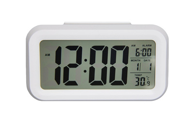 Qoo10 digital alarm clock bedroom clock temperature for Bedroom temperature