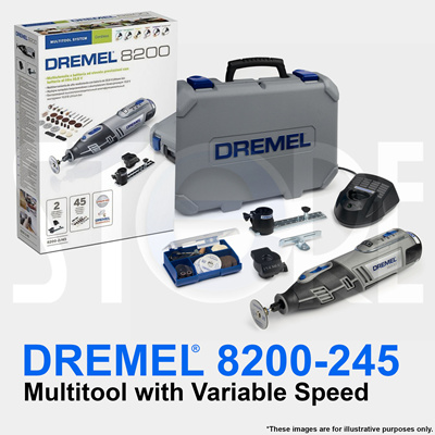 qoo10 dremel 8200 2 45 variable speed cordless rotary tool free shipping tools. Black Bedroom Furniture Sets. Home Design Ideas