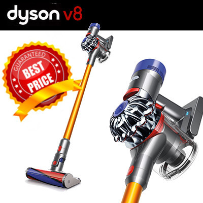 qoo10 lowest price dyson v8 fluffy dyson cyclone vacuum stick amp handy cle home electronics. Black Bedroom Furniture Sets. Home Design Ideas